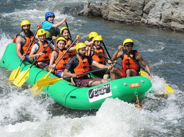 American River Whitewater