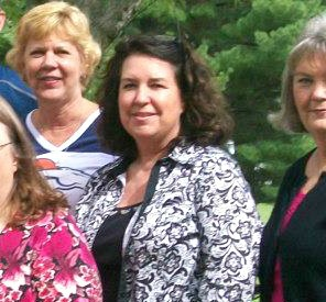 Penny Gonzales (center)