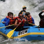 Raft California South Fork Gorge