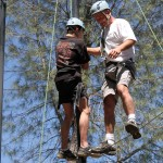 High Ropes: Pipe Dream Element