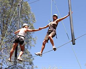 Adventure Park Challenge Course