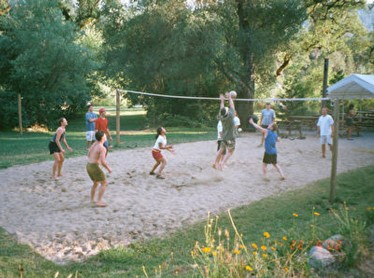Volleyball at MaLode