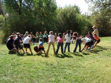 Outdoor Education Life Skills Development Program