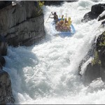 Tunnel Chute: Middle Fork American River